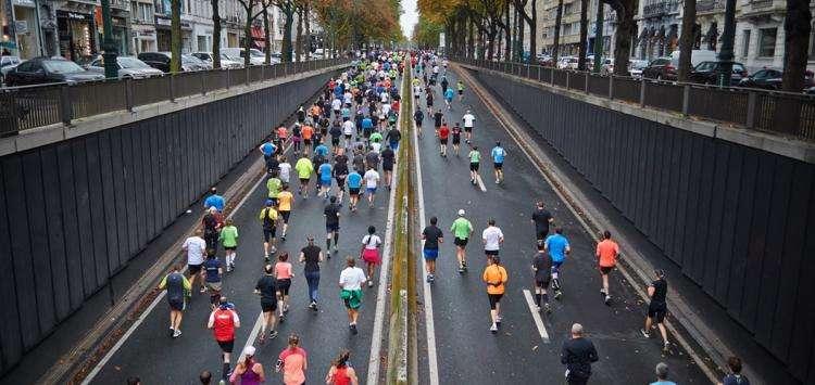 Marathon de Paris, bientôt le départ
