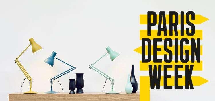 Venez dans la capitale pour la Paris Design Week