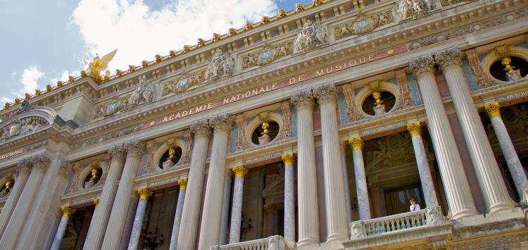 Opéra Garnier, découvrez l'envers du décor !