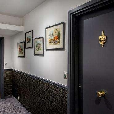 Hôtel du Pré - couloir